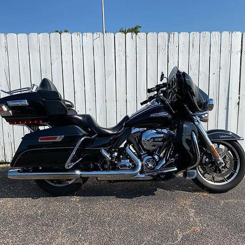 2016 Harley Davidson Ultra Limited Low FLHTKL
