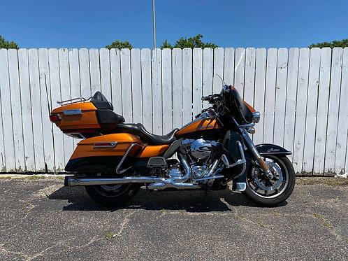 2016 Harley Davidson Ultra Limited FLHTK