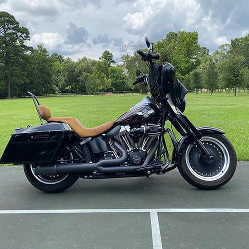 2012 Harley Davidson Fat Boy Custom