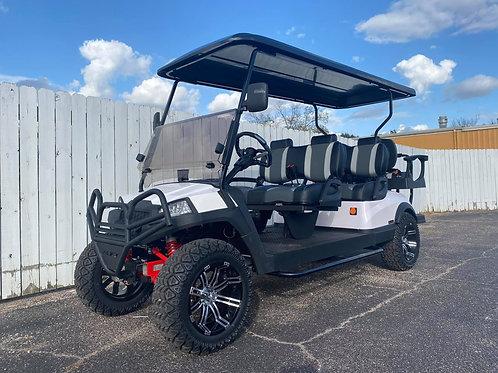 2020 EV TITAN 6 Seater Golf Cart Lithium