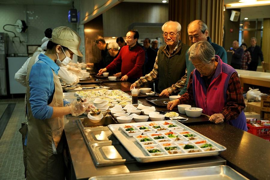 유당마을 식생활