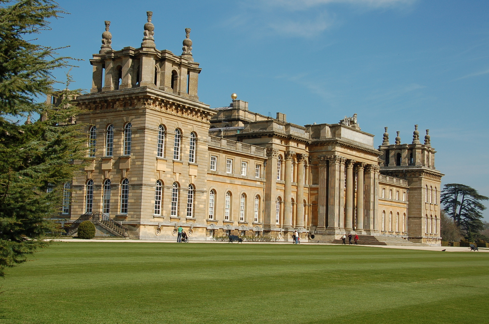 Blenheim Palace, Oxfordshire-James Stringer