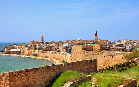 Acre (Akko) Fortifications