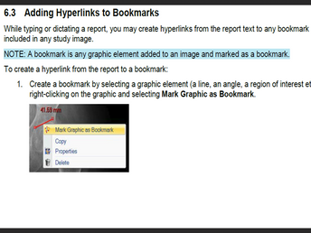 How To Add Hyperlinks to Your Carestream Reports