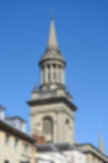 Oxford UK - City of Dreaming Spires
