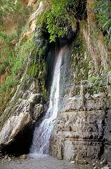 Ein Gedi Upper Falls