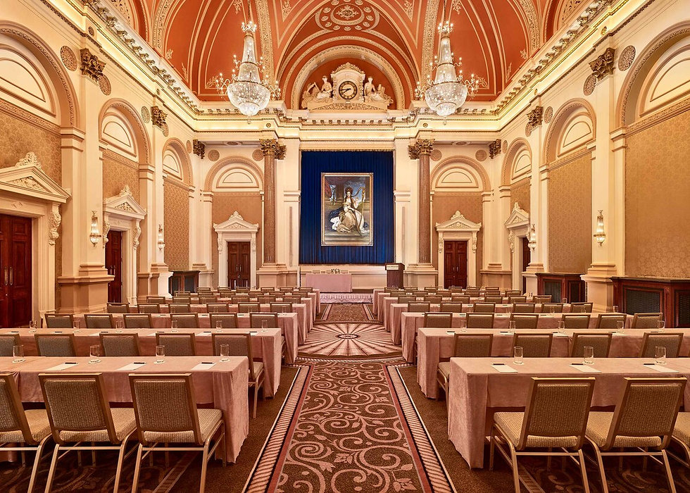Dublin Westin Banking Hall Conference Room