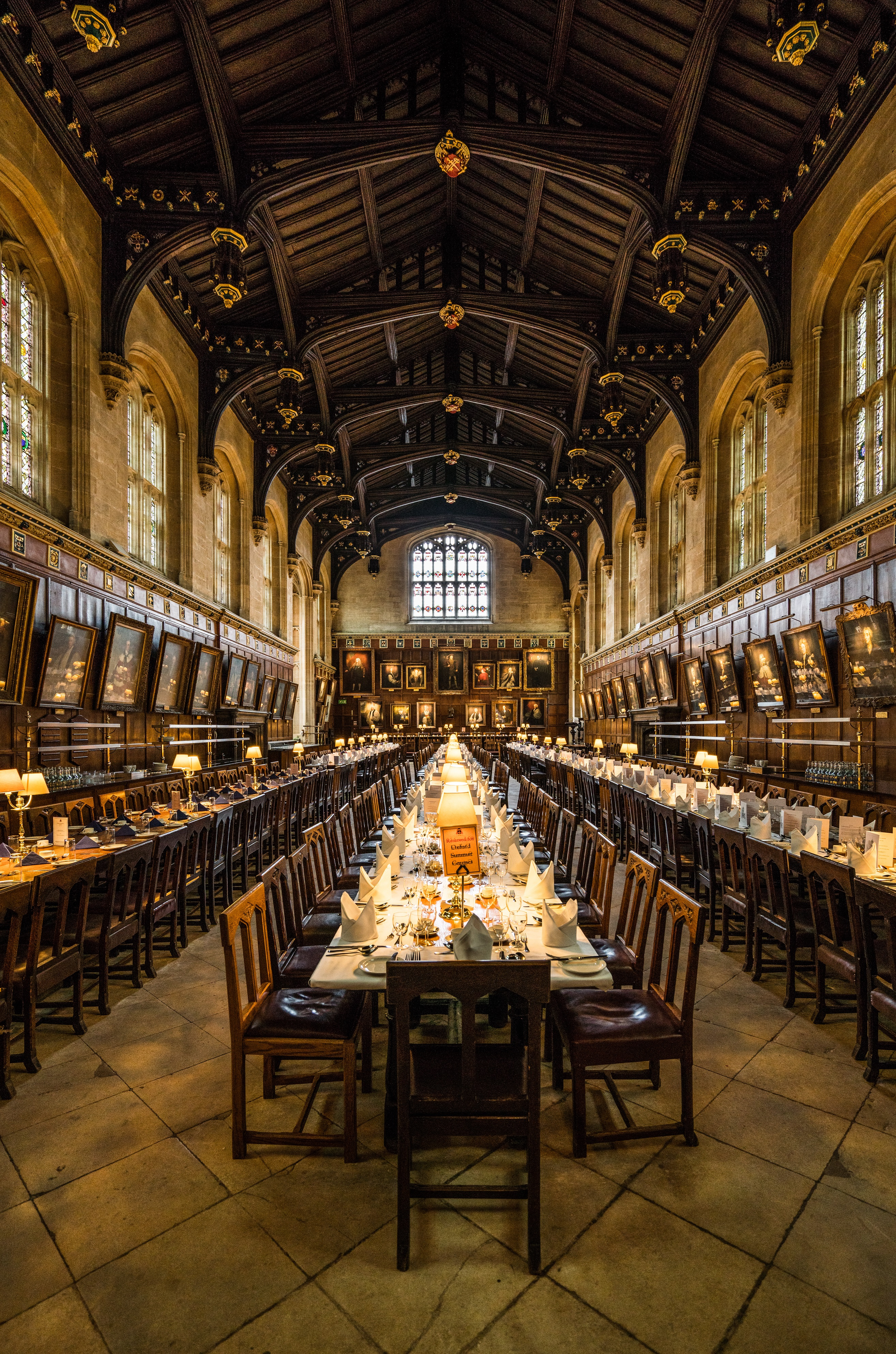 Christ Church College Oxford UK