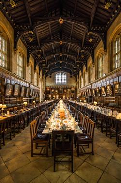 Christ Church College Oxford UK