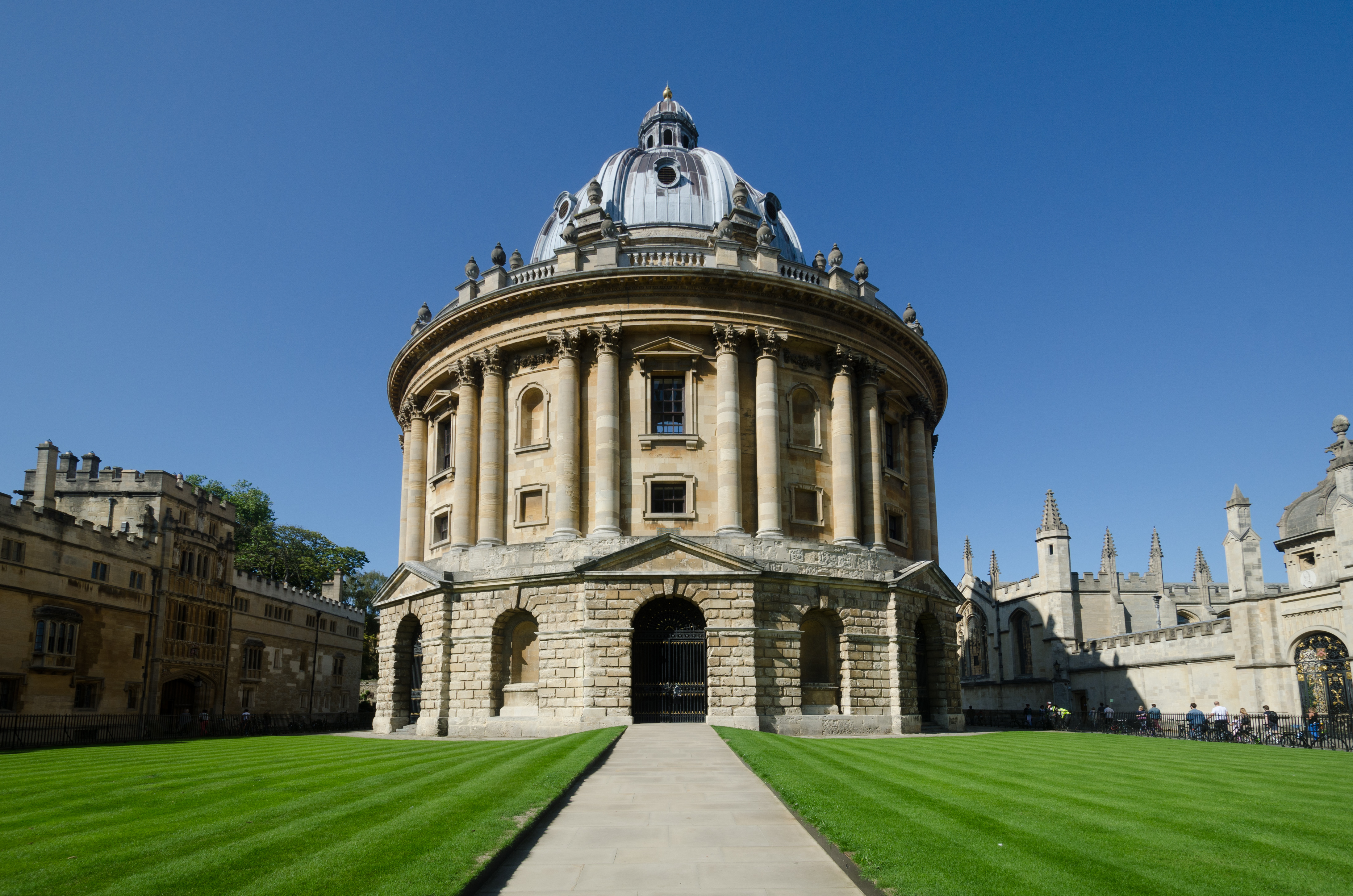 Radcliffe Camera Oxford UK2