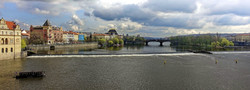 Prague River Vltava