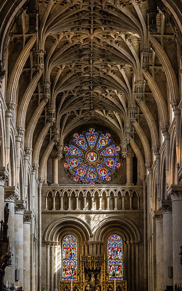 Oxford College Cathedral