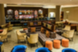 The Prague MarriottHotel Lounge