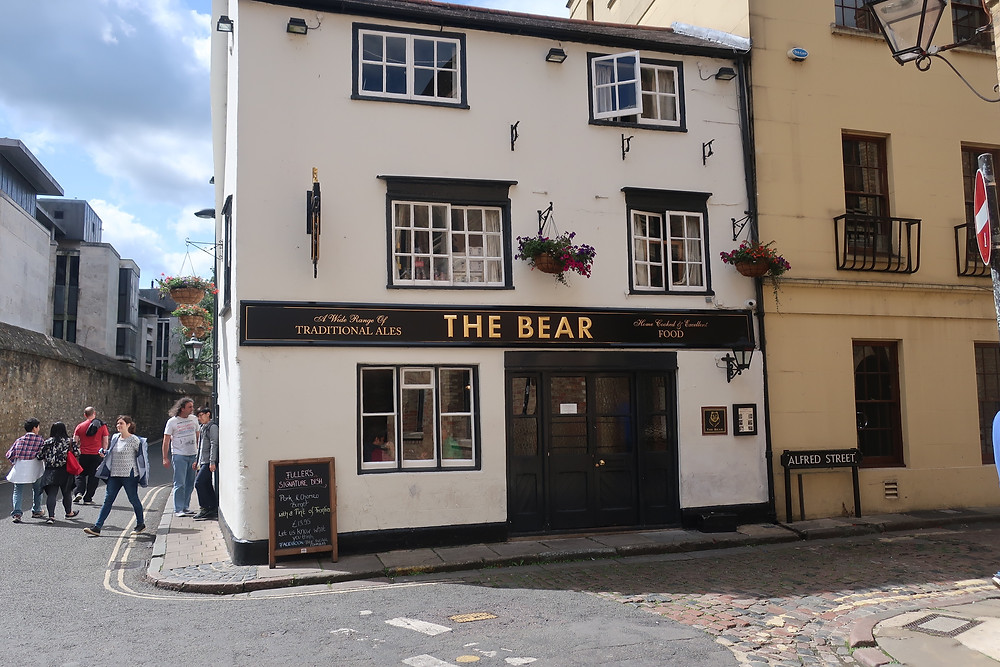The Historic Bear pub - Photo by Kevin Rice