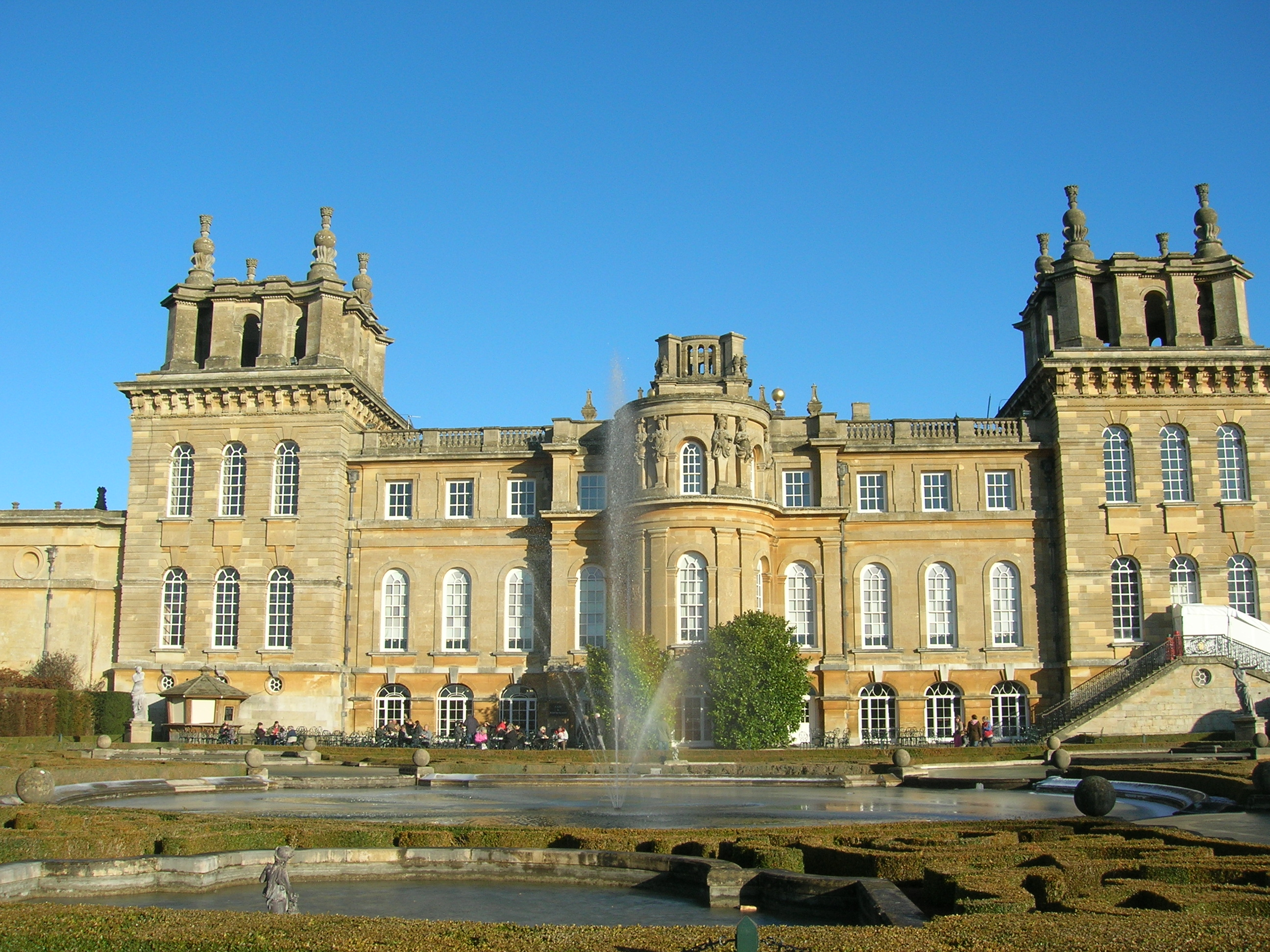 Blenheim Palace, Oxfordshire3