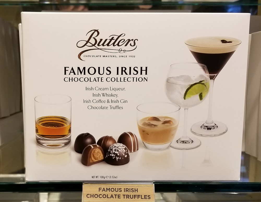 Butlers Irish Chocolates
