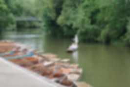 Oxford's Cherwell Boathouse