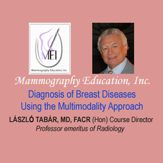 Laszlo Tabar Mammography Education 2017 Banner