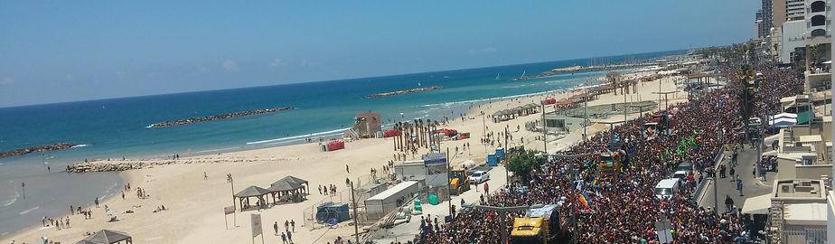 Tel Aviv Beach - Imaging in Israel - Radiology International Education