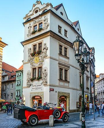 Prague Classic Car Tours