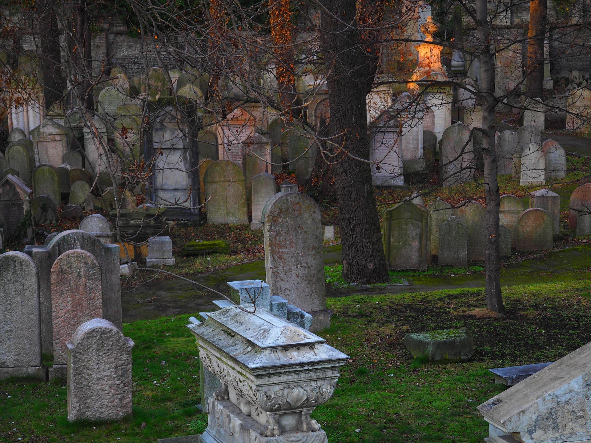 Prague Old Jewish Cemetery