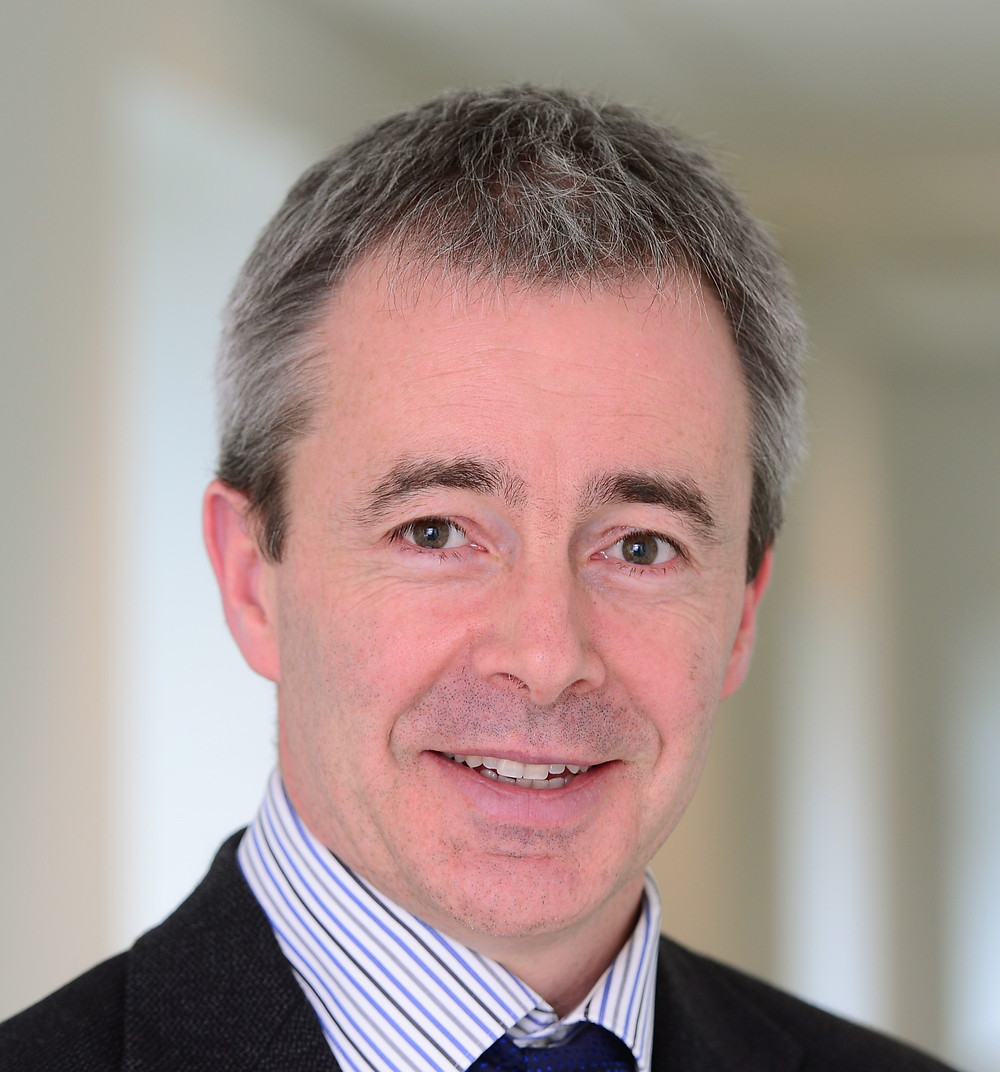 James Meaney FRCP, FFR RCSI, FRCPI