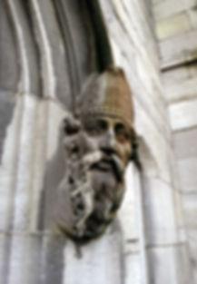 Dublin Gargoyle statue