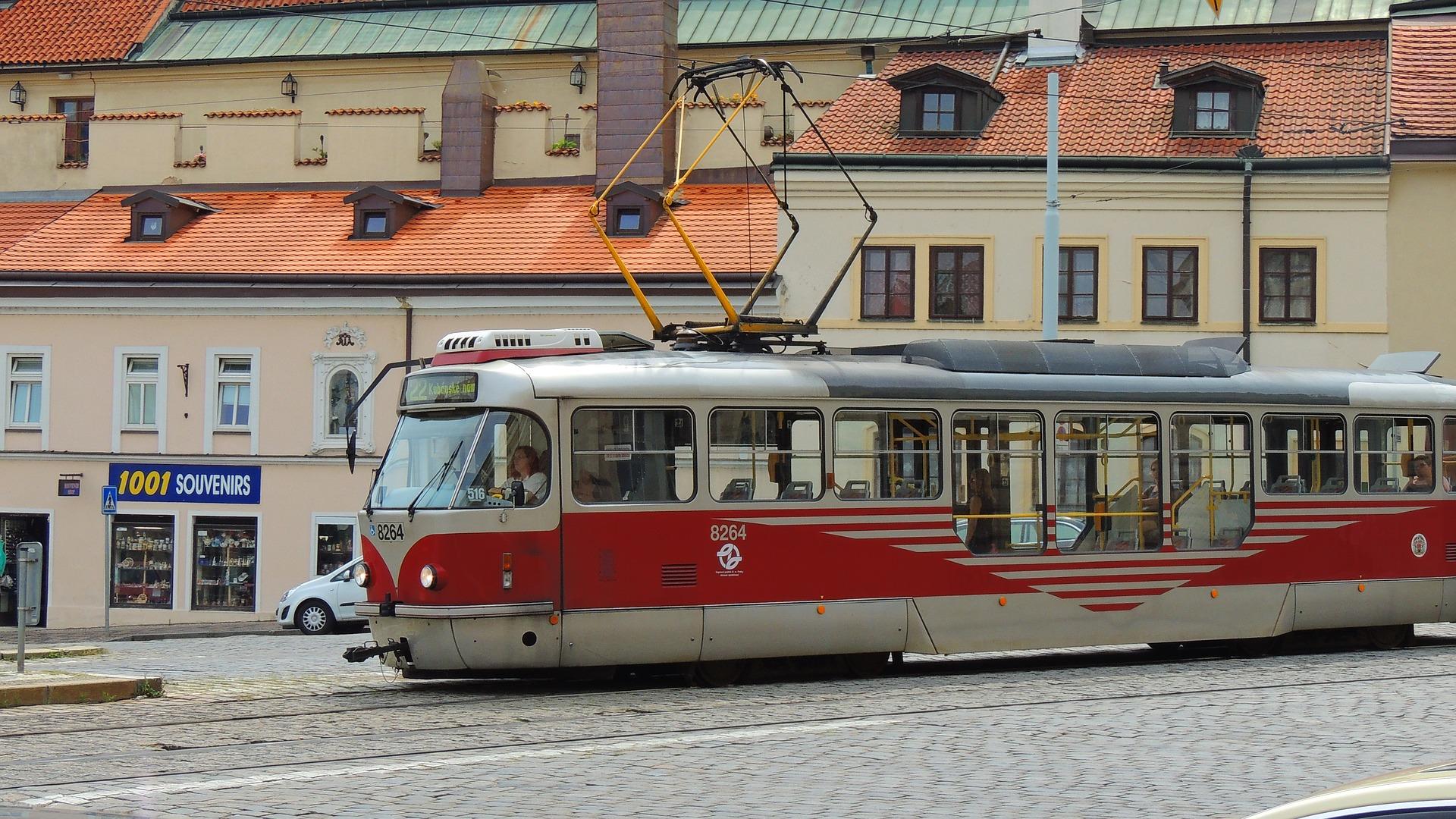 Prague Trolley