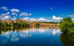 Prague Vltava River1