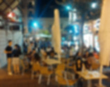 Mahane Yehuda Cafe - Photo by Kevin Rice