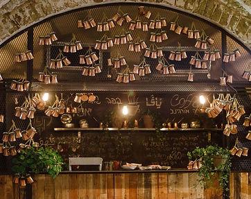 Lawrence Gallery Authentic Jaffa Coffee Bar