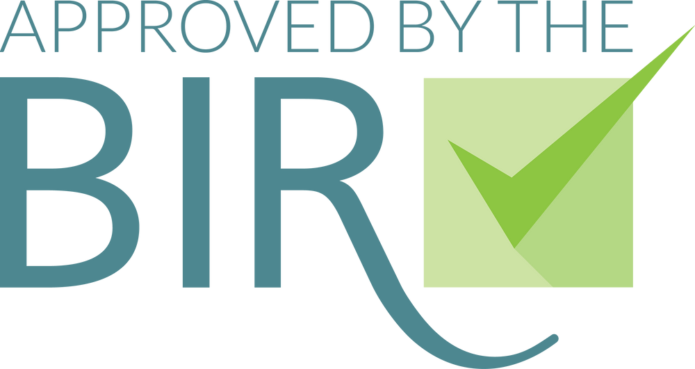 British Institute of Radiology Approved Logo