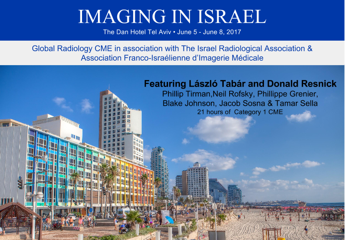 Imaging in Israel - 2017