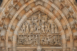 St. Vitus Cathedral by Xiquinho Silva