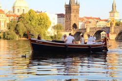 Prague Vltava River2