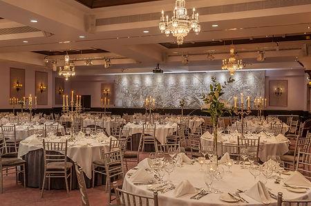 Clontarf Castle Dublin Gala Dinner
