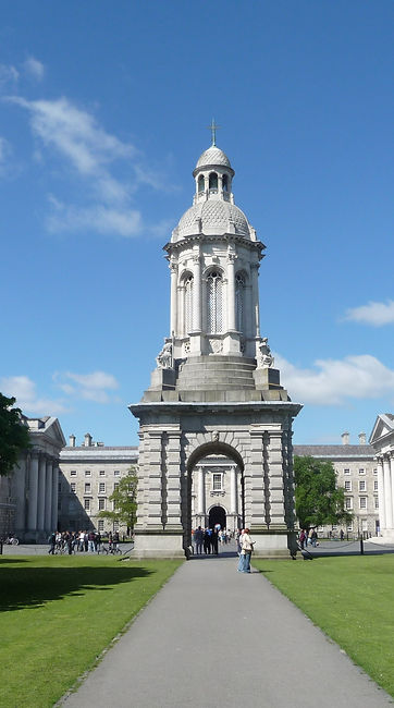 Trinity College Tower