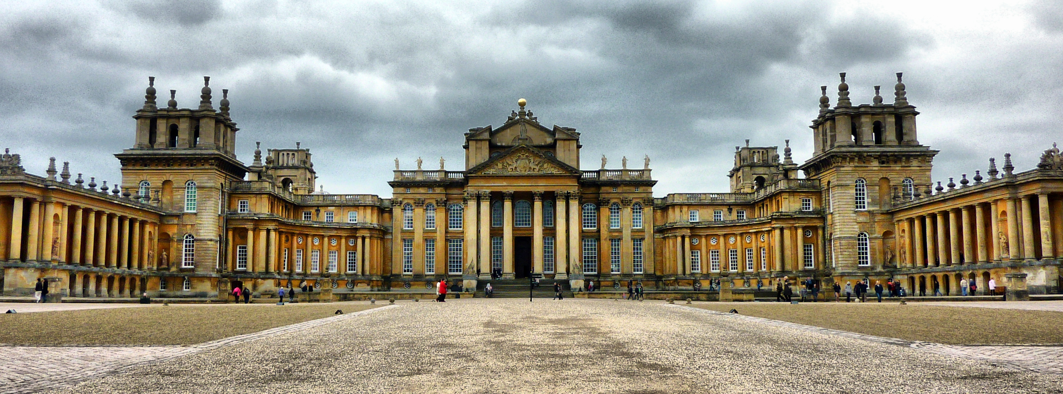 Blenheim Palace-Becks