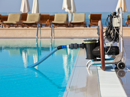 SELECTING THE RIGHT POOL SANITATION SYSTEM