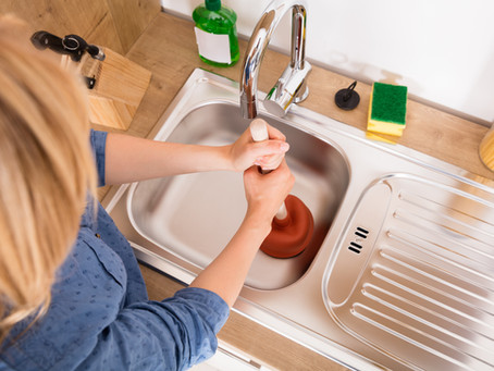THE BEST WAYS TO PREVENT CLOGGED DRAINS