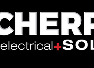 Cherry Electrical goes Solar!