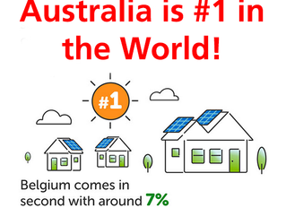 Cherry electrical + solar facts #1
