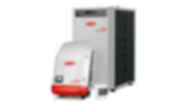 Fronius inverter for commercial use