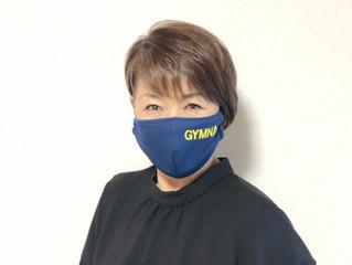 6月から参加メンバーに「GYMNAオリジナルマスク」プレゼント🎁