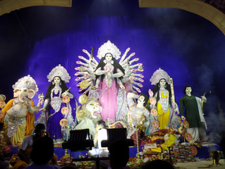 Indian festivals - Durga Puja