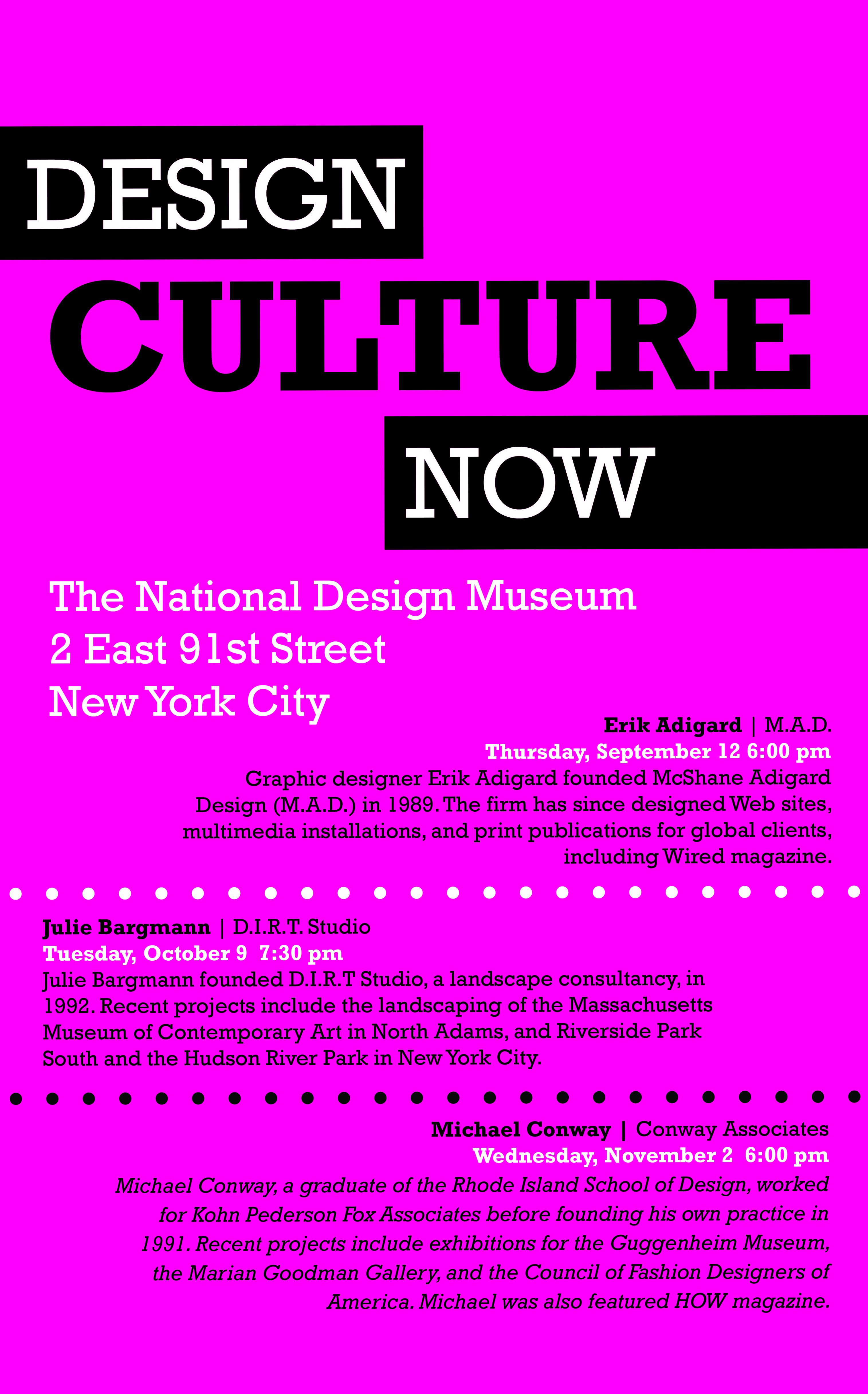 DesignCultureNow2