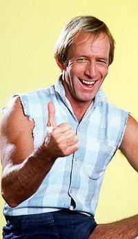 Paul Hogan being a bogan