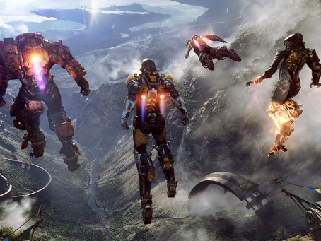 Review: Anthem (tl;dr - don't)