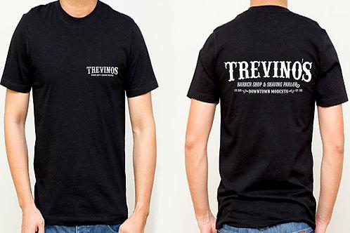 Trevino's Barber Shop SUPPORT T-Shirt