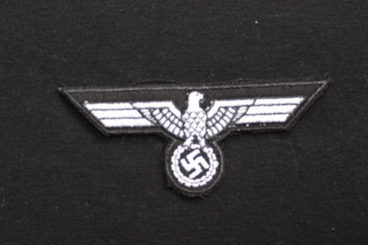 Iron Eagle Badge